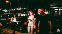 Justina Valentine | Wild'n Out Premiere Party | 710 West | NYC | 8.4.16
