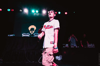 Squid McHale | Professional Rapper Tour | Theater of Living Arts | Philadelphia, PA | 10.16.14