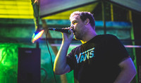 An Honest Year - Dave & Buster's Dockside Bar 8.23.14