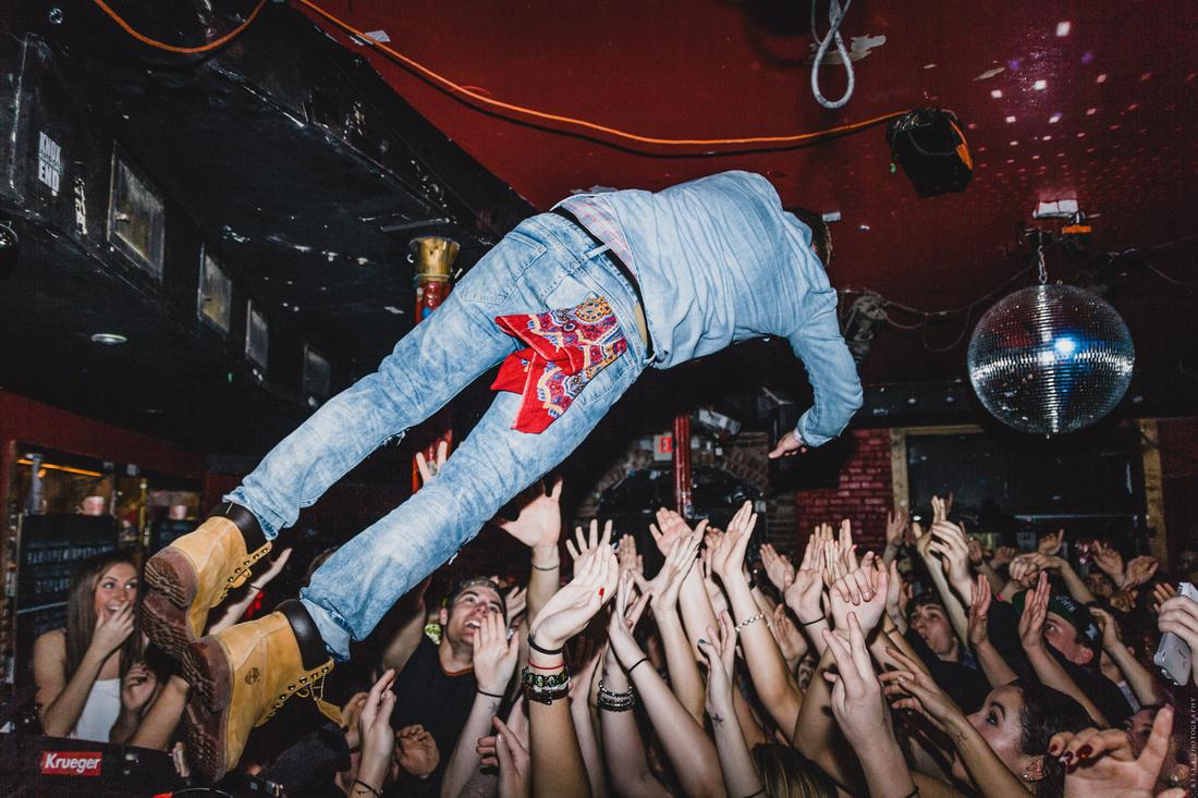 D-WHY x DJ ETrayne x The Barbary (Philly)
