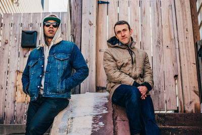 STS x RJD2 Promo Photos - Complex