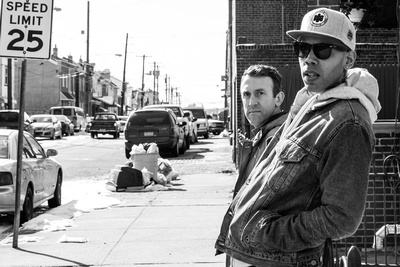 STS x RJD2 Promo Photos - Okayplayer