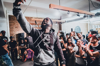 Tsu Surf | Newark Listening Party | Born Fly | EFFEN | NYC - VIBE